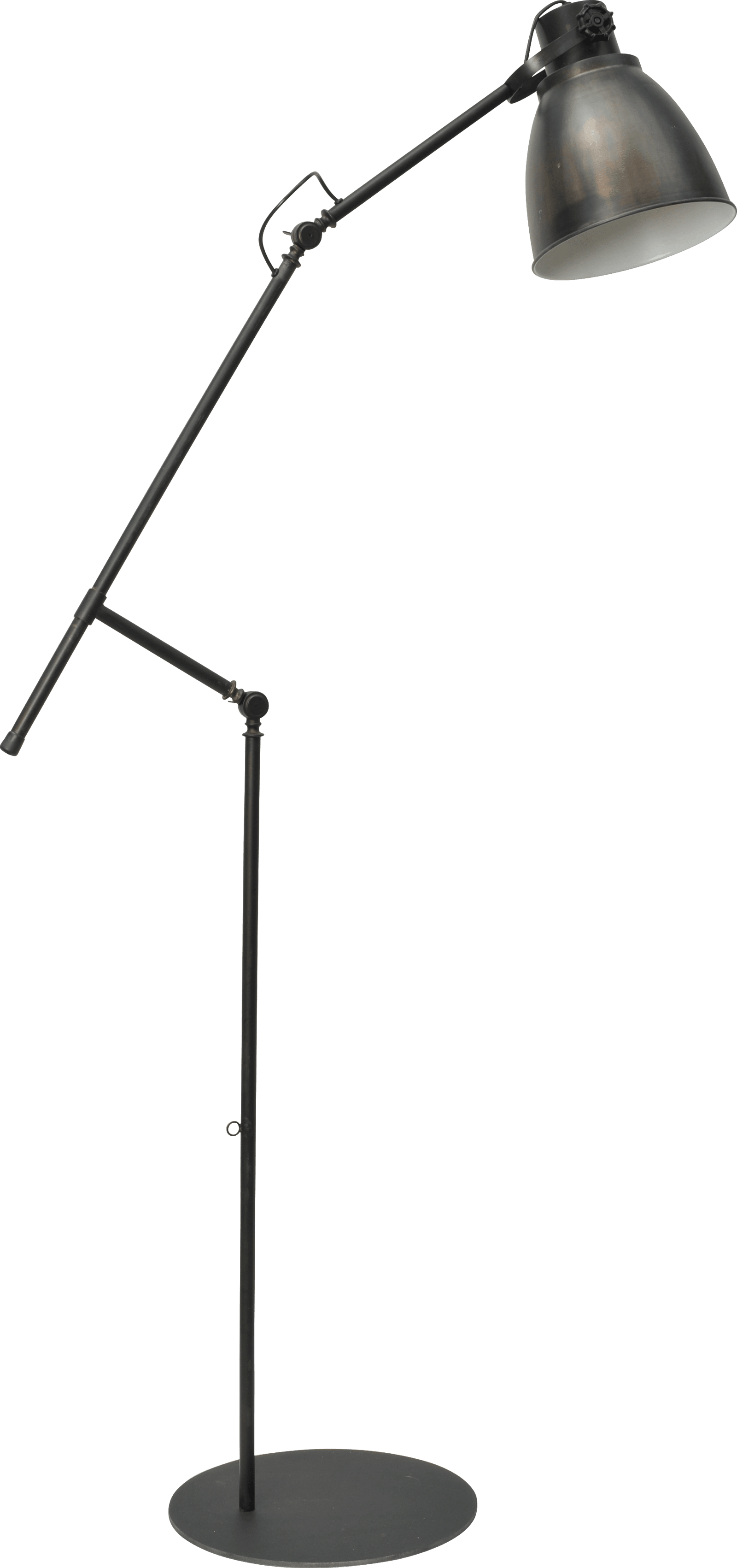 Floorlamps VL FLOORLAMP GUNMETAL H.194CM
