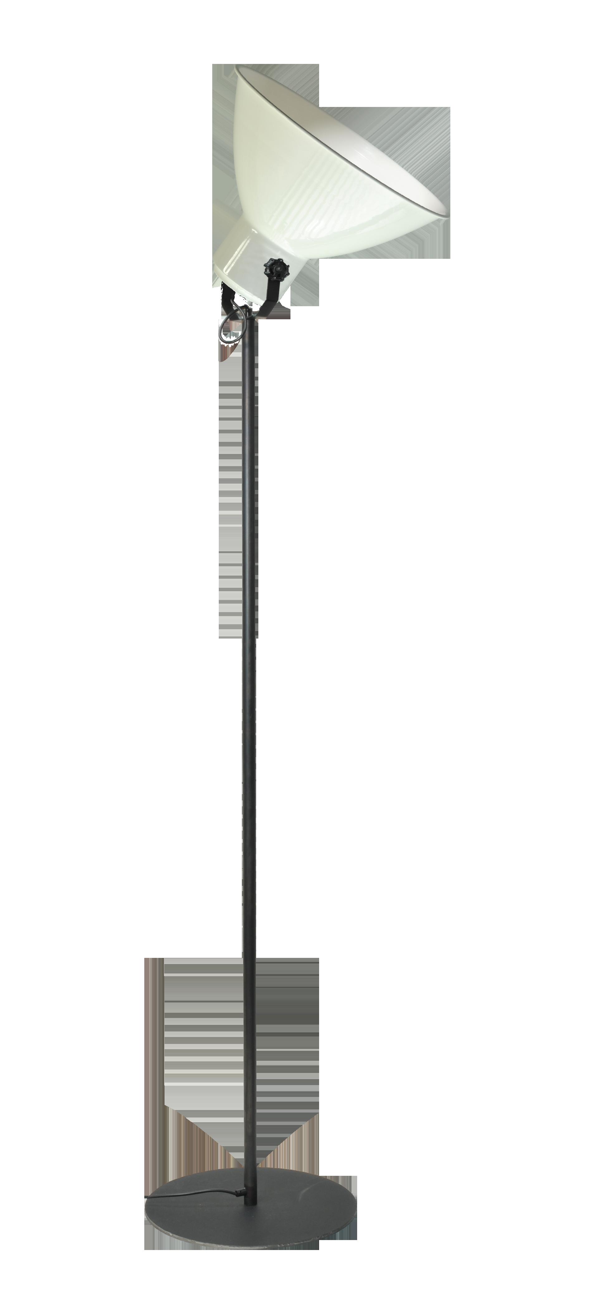 Floorlamps VL FLOORLAMP GUNMETAL H.208CM E27