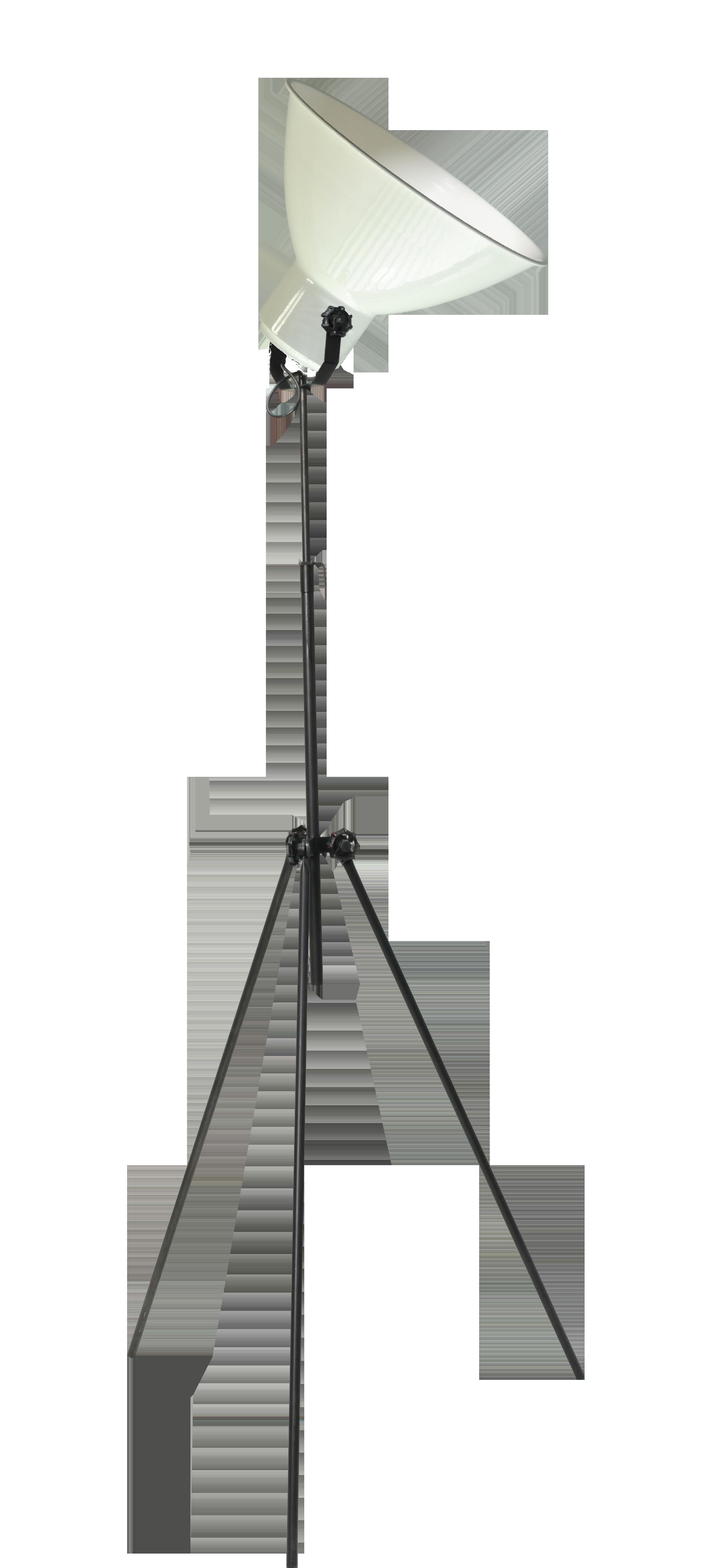 Floorlamps VL FLOORLAMP GUNMETAL H.205CM TRIPOD