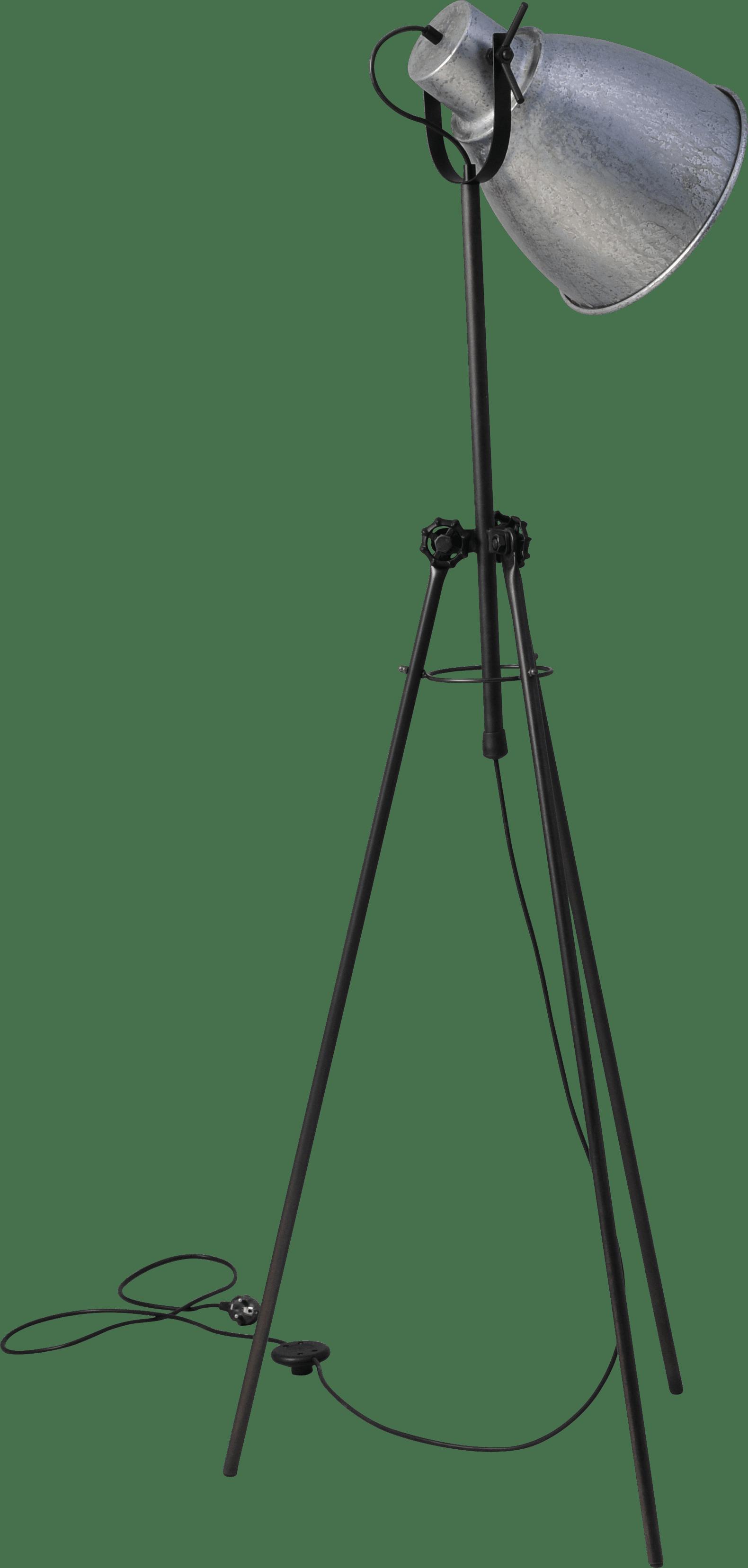 Floorlamps VL FLOORLAMPS GUNMETAL H.167CM TRIPOD