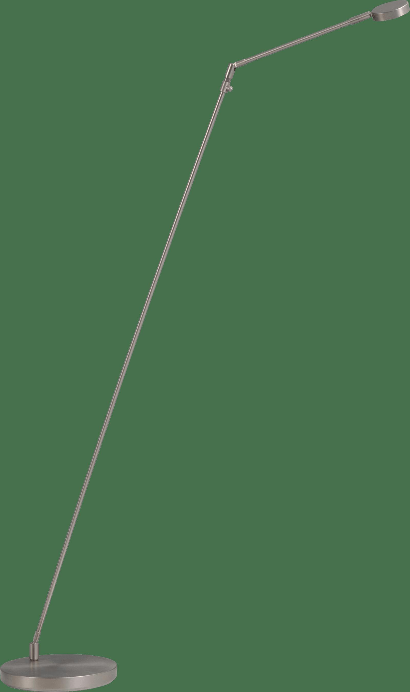 Denia 2 VL DENIA 2 NIKKEL ZWENK LEESLAMP H.130CM