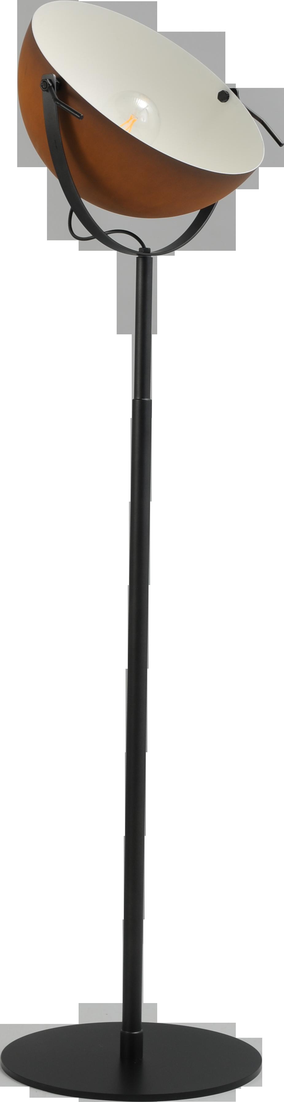 Larino Bow VL LARINO BOW H.175CM D.40CM RUST