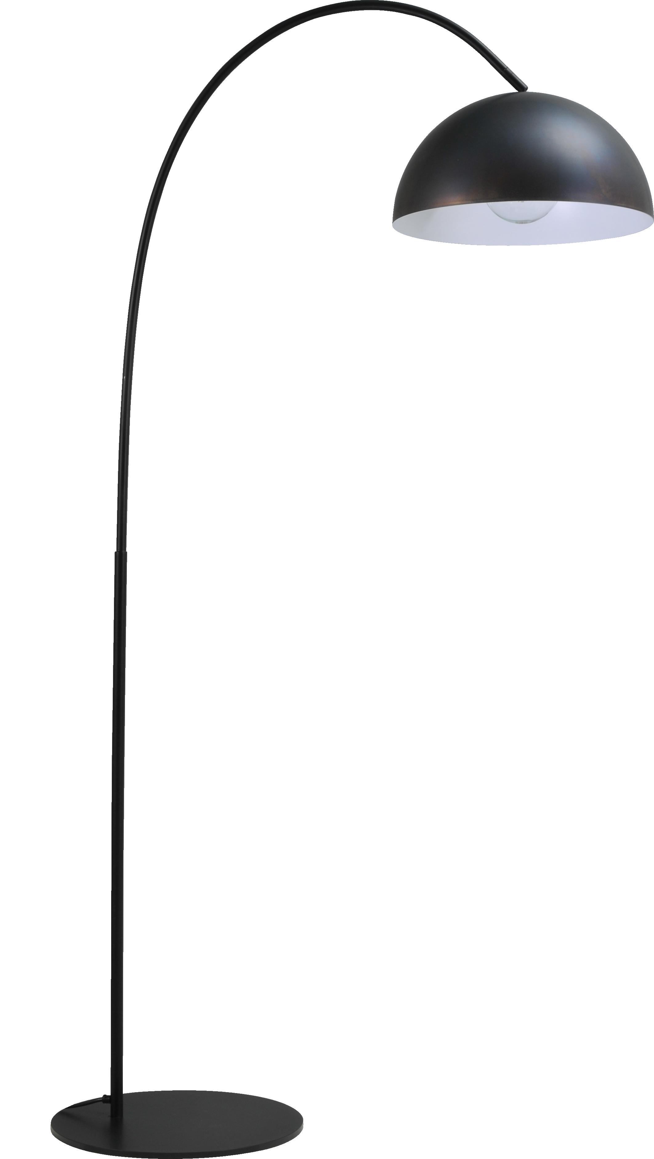 Larino Gunmetal VL LARINO ARCH MATT BLACK H.186CM