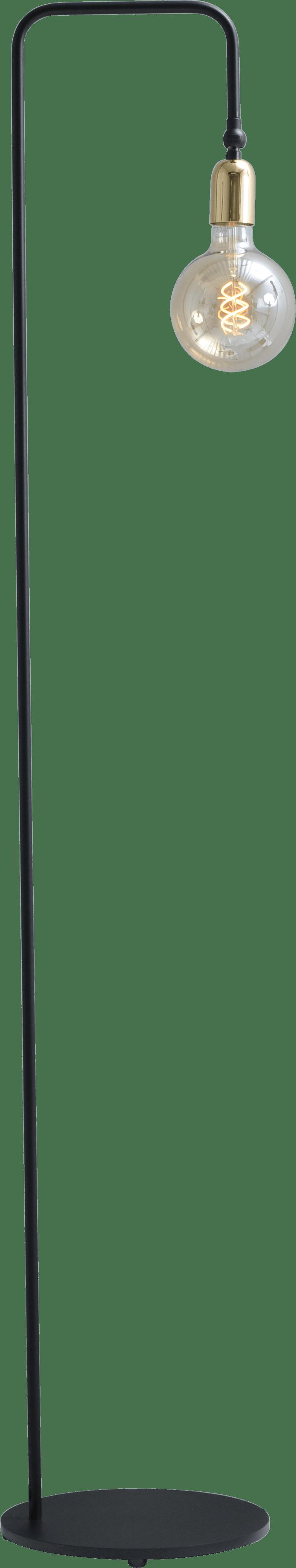 Octo VL OCTO 1LTS BLACK/SHINY BRASS H.153CM