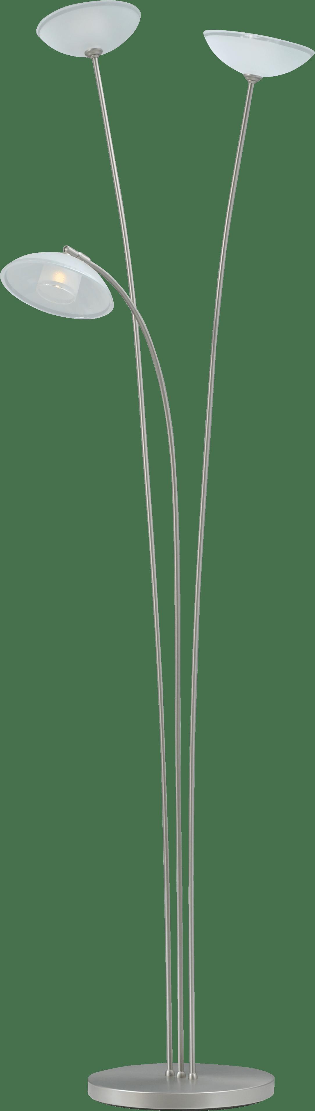 Melani VL MELANI NICKEL 3LT H.180CM INCL.PUSH