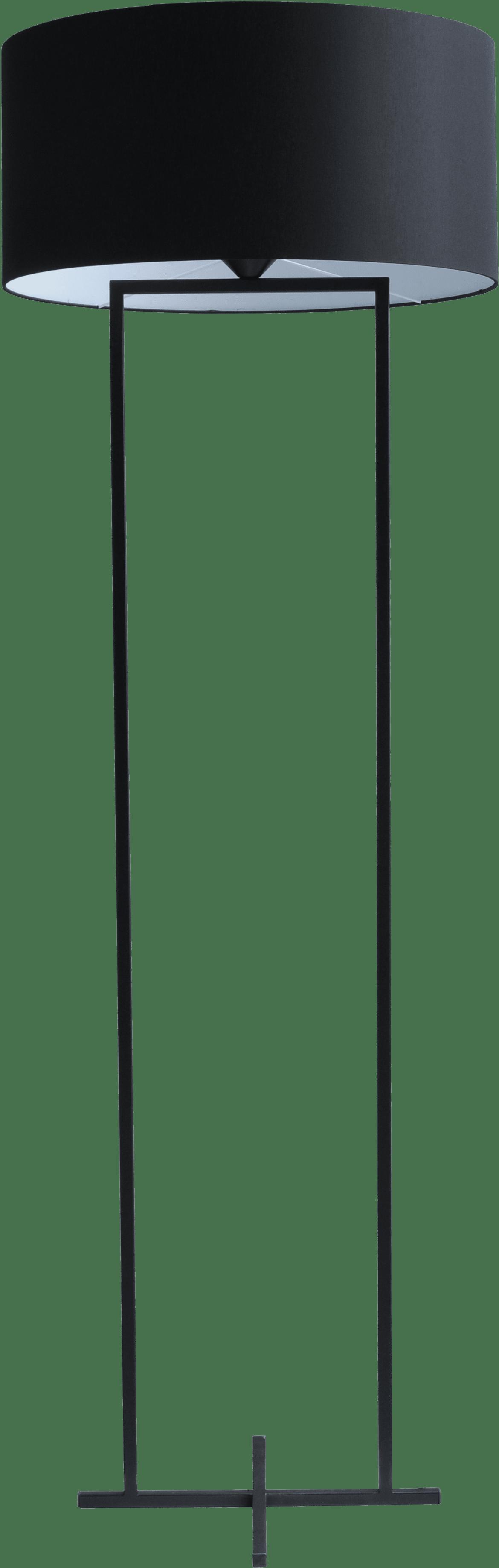 Cross VL CROSS RECTANGLE BLACK STRUCT. H.158CM