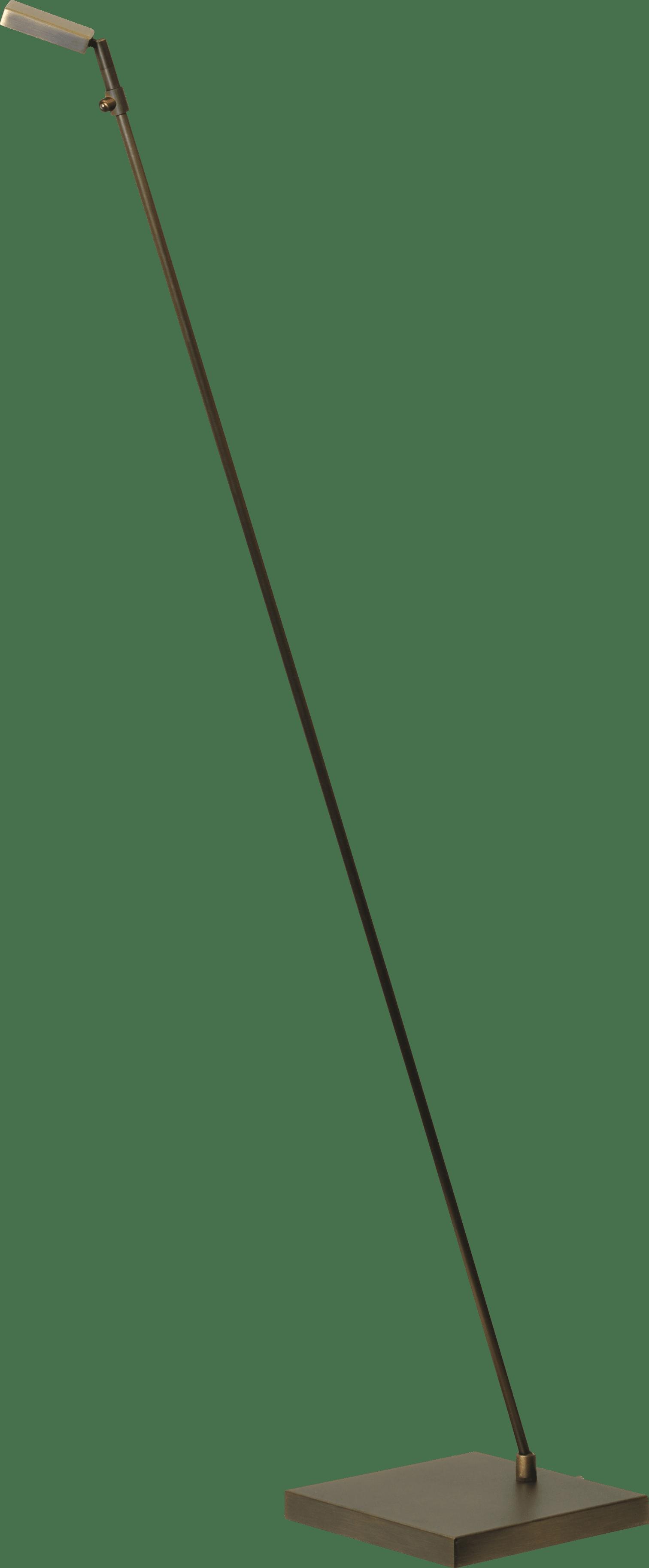 Denia 1 VL DENIA 1 BRONS ZWENK LEESLAMP H.130CM