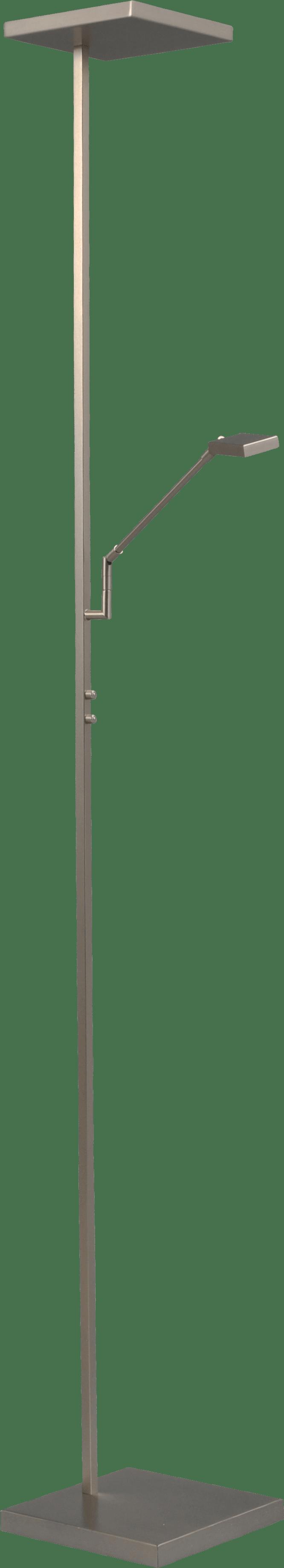 Denia 1 VL DENIA 1 NIKKEL UPL+LEES H.185CM LED