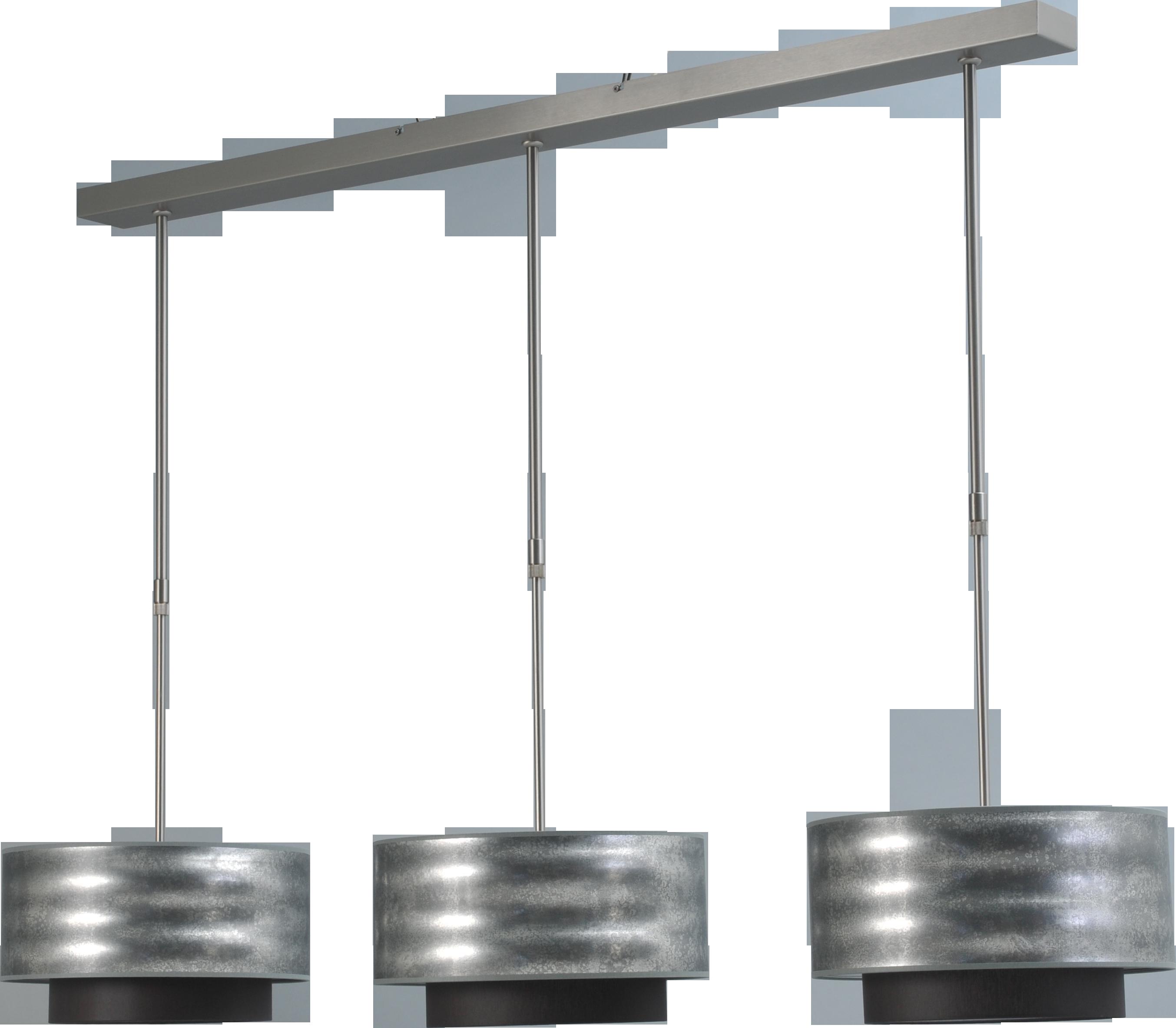 Dopler HL DOPLER NIKKEL 3LTS BEAM 130X8CM