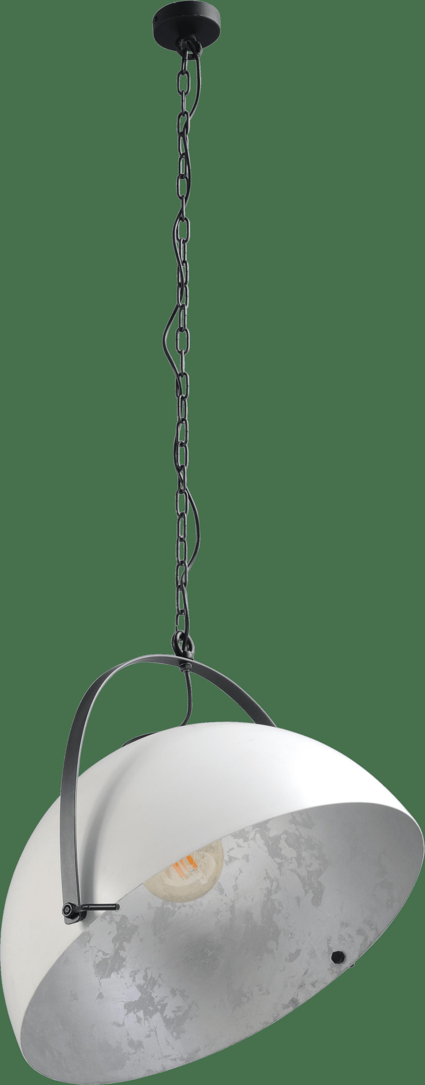 Larino Bow HL LARINO BOW D.60CM WHITE EXTERIOR
