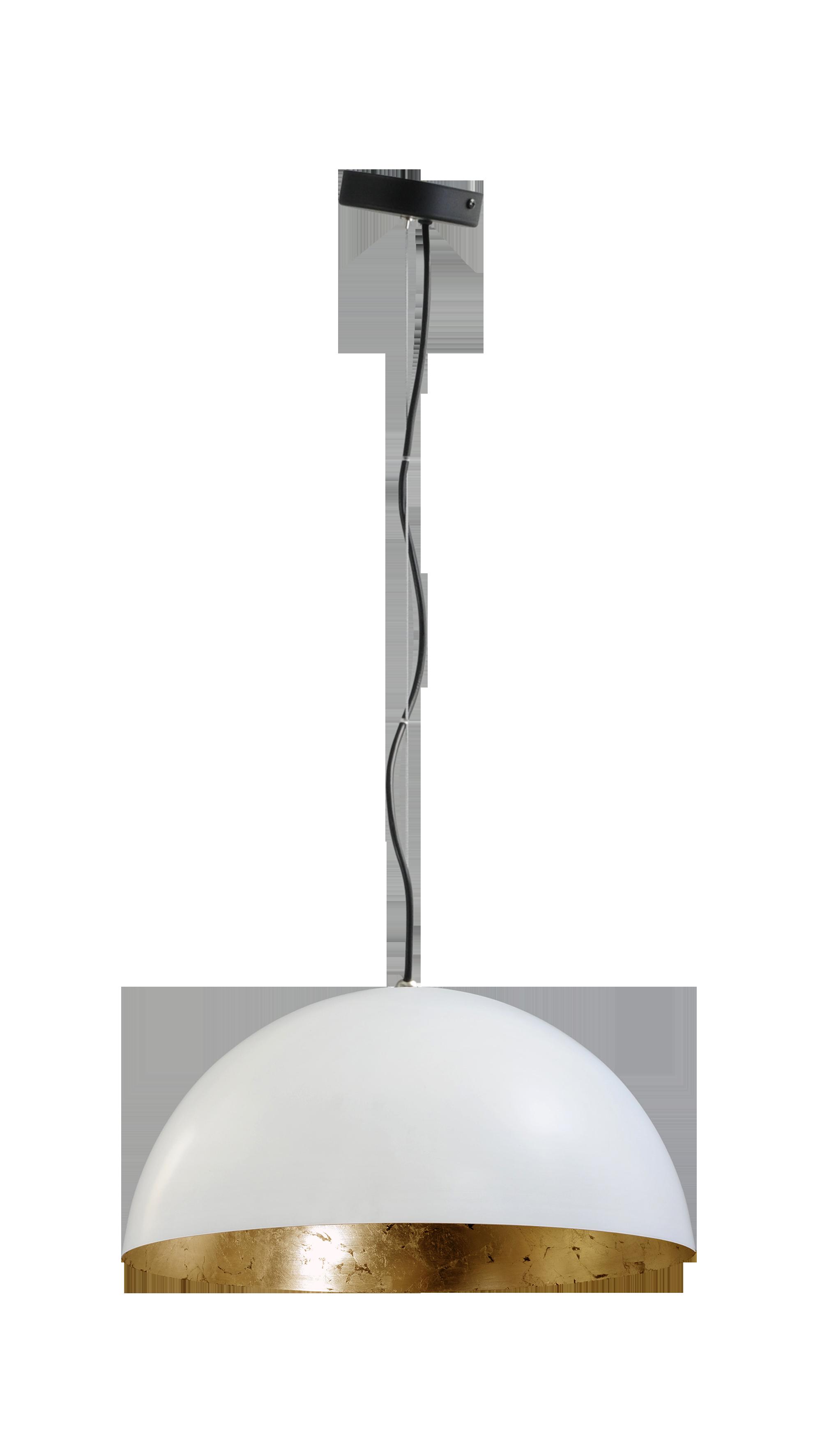 Larino White HL LARINO Ø30CM MATT WHITE OUTSIDE