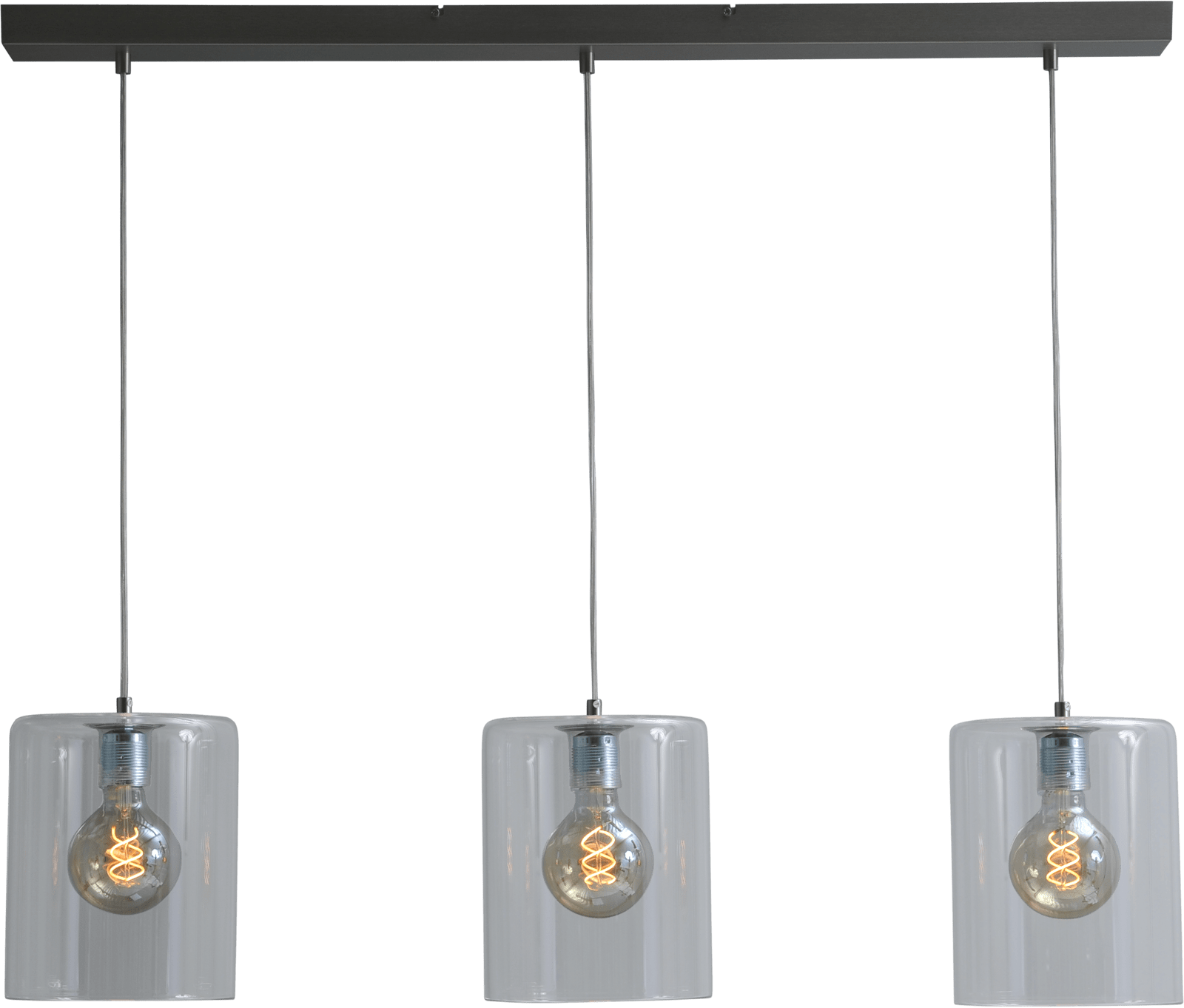 Vesto HL VESTO NICKEL 3LIGHT BEAM 100X8CM E27