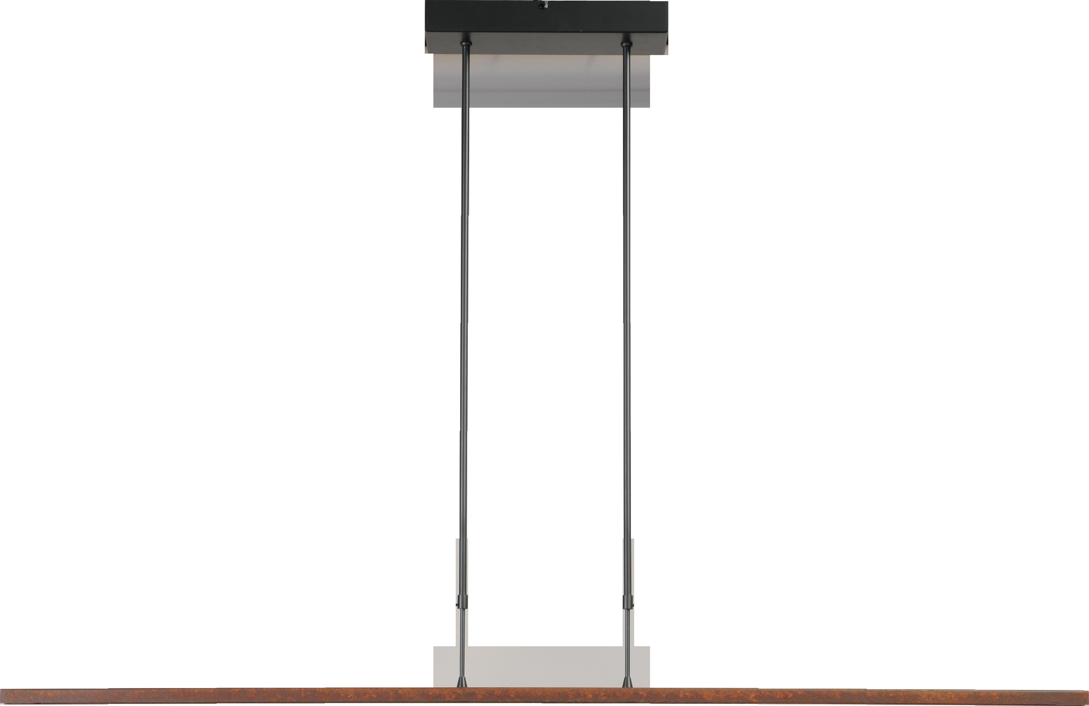 Iota HL IOTA BLACK NICKEL/RUST 130CM DTW