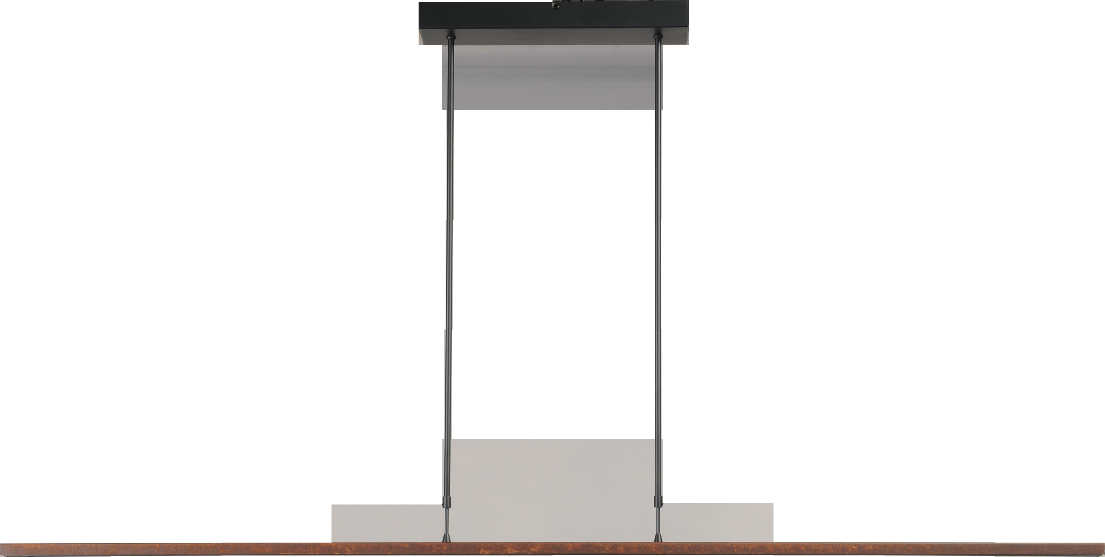 Iota HL IOTA BLACK NICKEL/RUST 160CM DTW