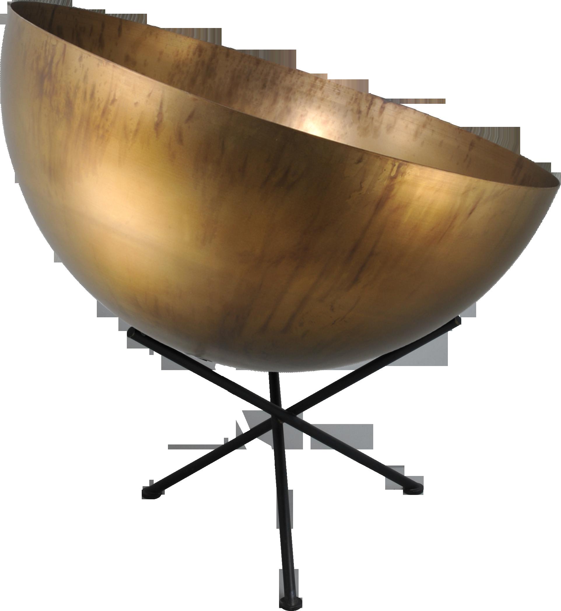 Larino Antique Brass TL LARINO D.50CM AGED BRASS EXTERIOR E27