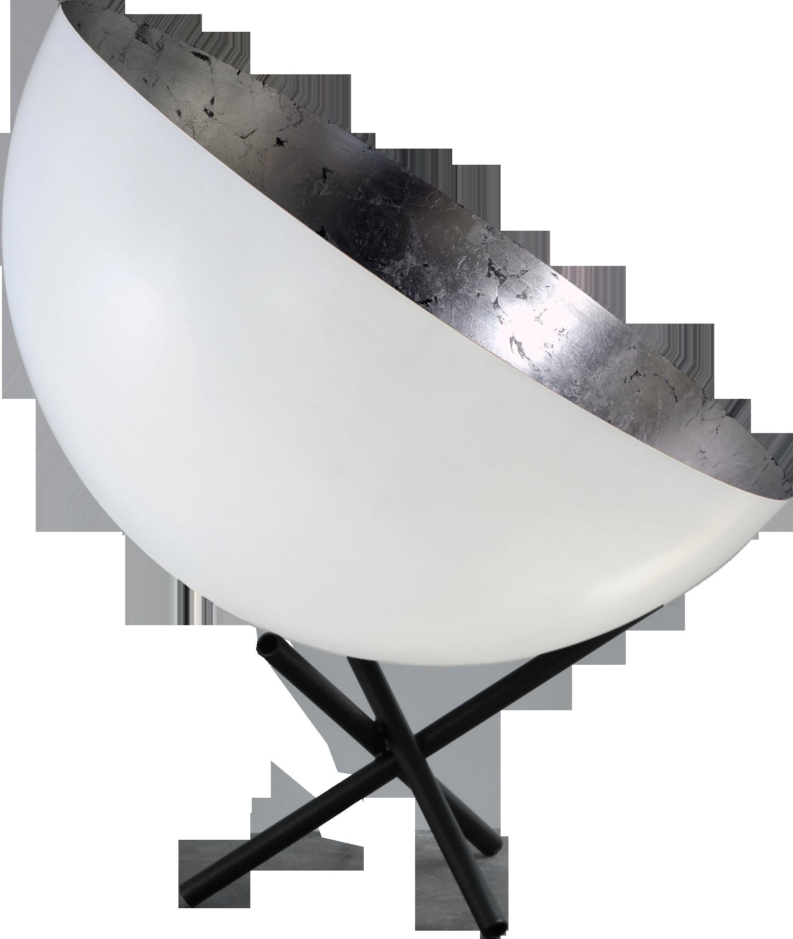 Larino White TL LARINO D.40CM WHITE EXTERIOR E27