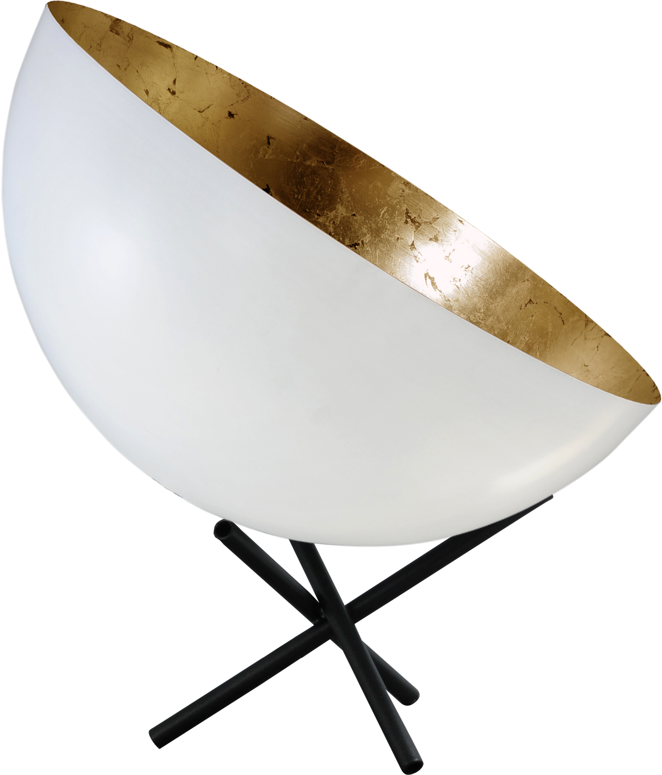 Larino White TL LARINO D.30CM WHITE EXTERIOR E27