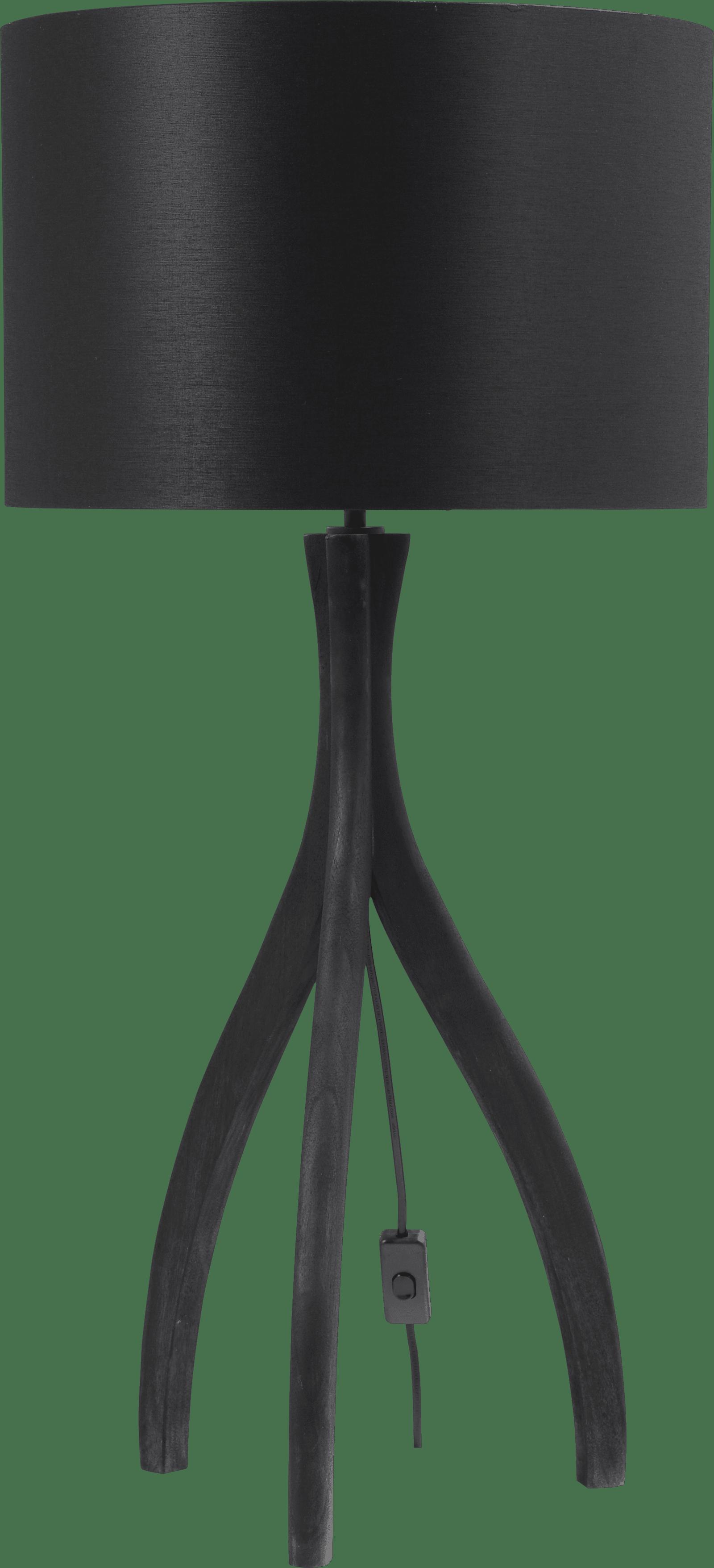 Eifel TL EIFEL WOOD BLACK H.79CM