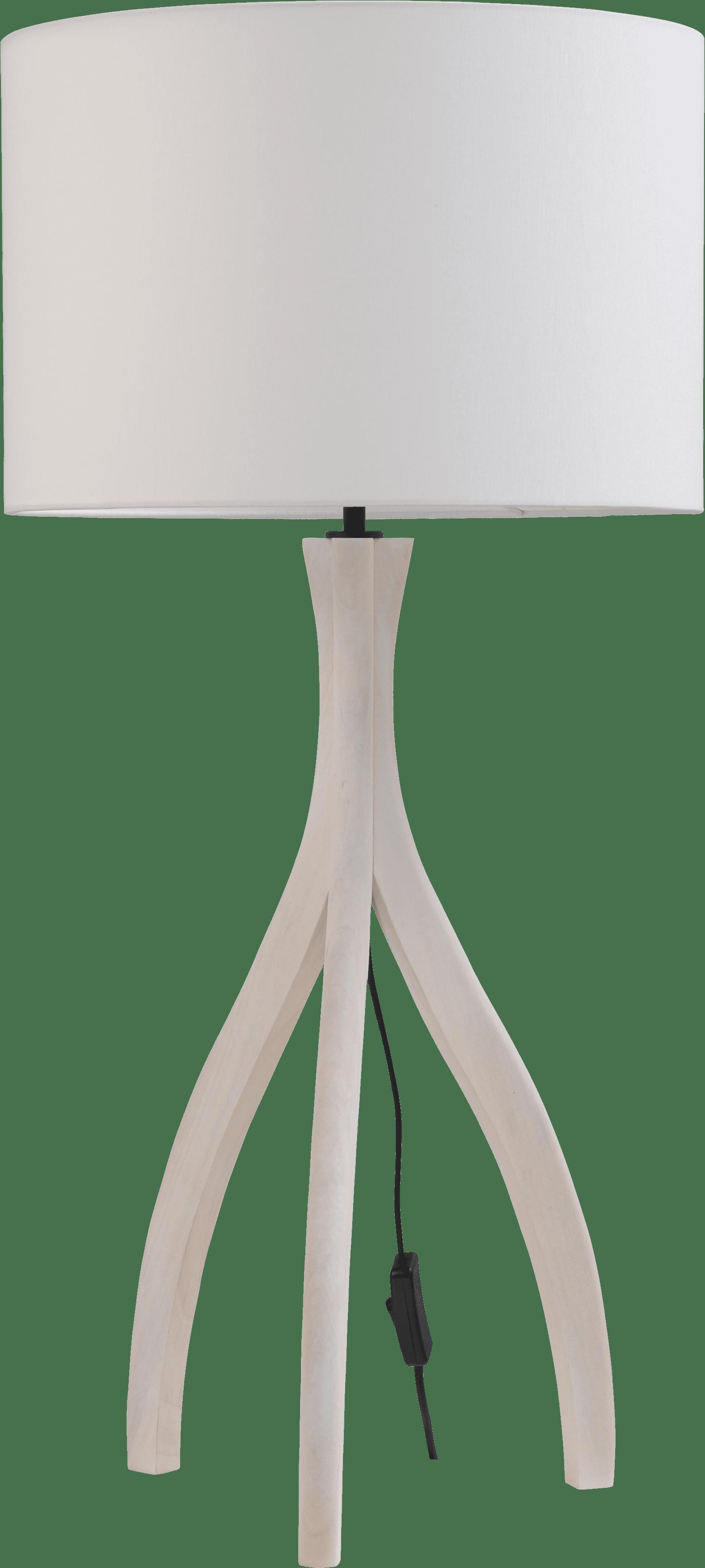 Eifel TL EIFEL WOOD WHITE H.79CM