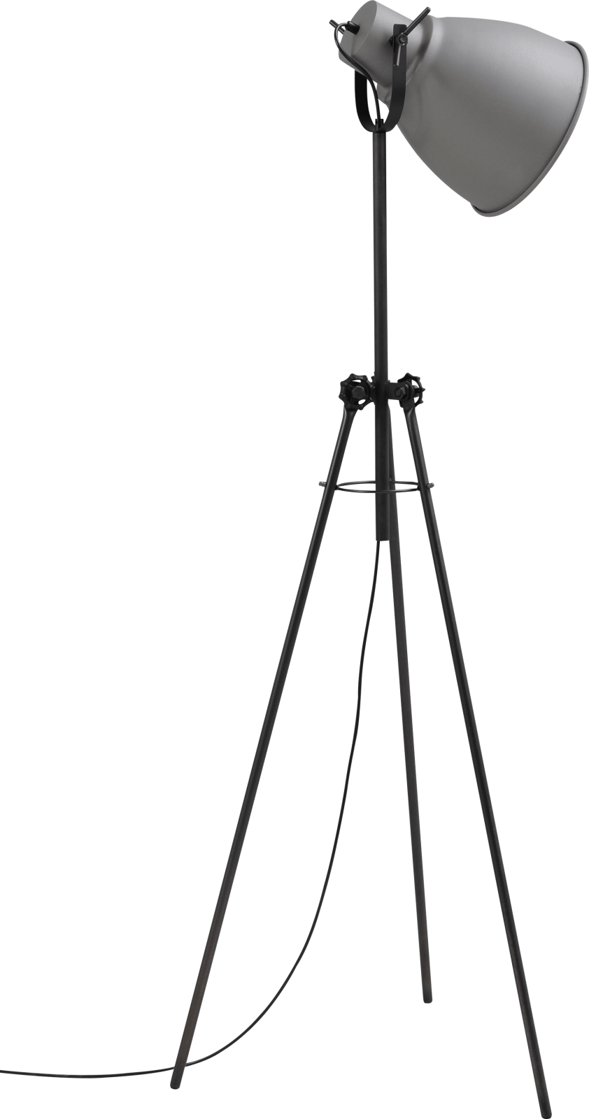 Floorlamps VL FLOORLAMPS GUNMETAL H.167CM TRIPOD