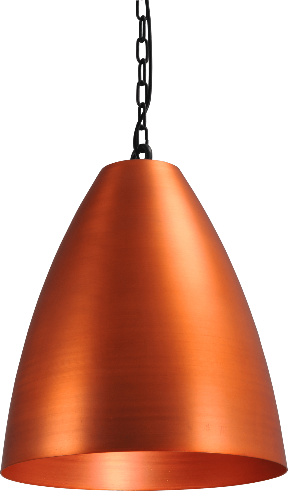 Model 2010 HL MOD.10 Ø41CM MATT COPPER/MATT COPPER