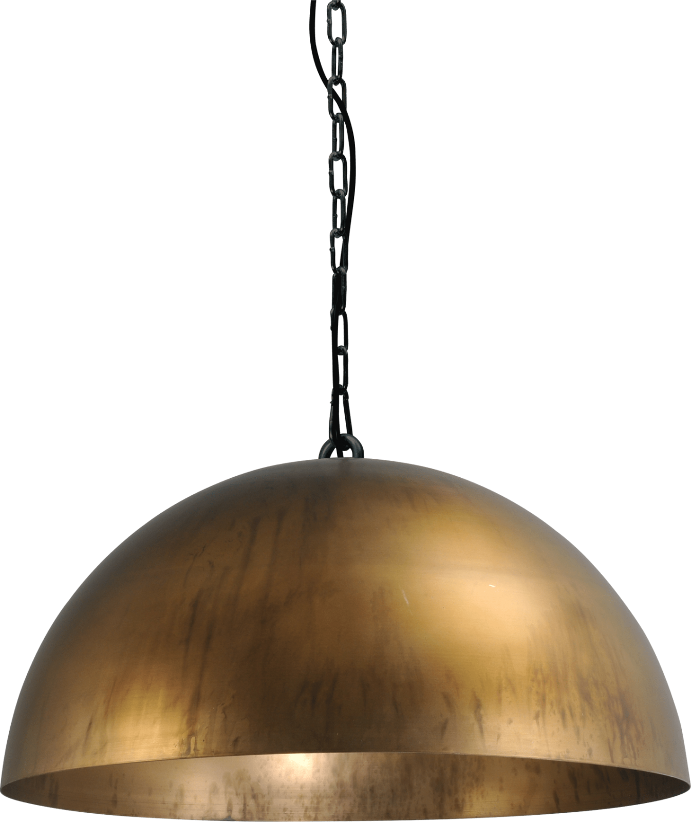 Larino Antique Brass HL LARINO D.50CM ANTIQUE BRASS EXTERIOR