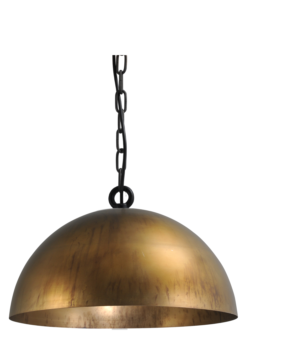 Larino Antique Brass HL LARINO D.40CM ANTIQUE BRASS OUTSIDE