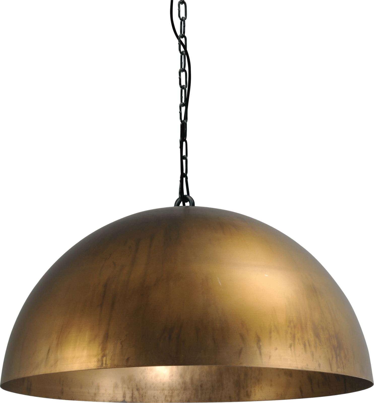 Larino Antique Brass HL LARINO D.60CM ANTIQUE BRASS EXTERIOR