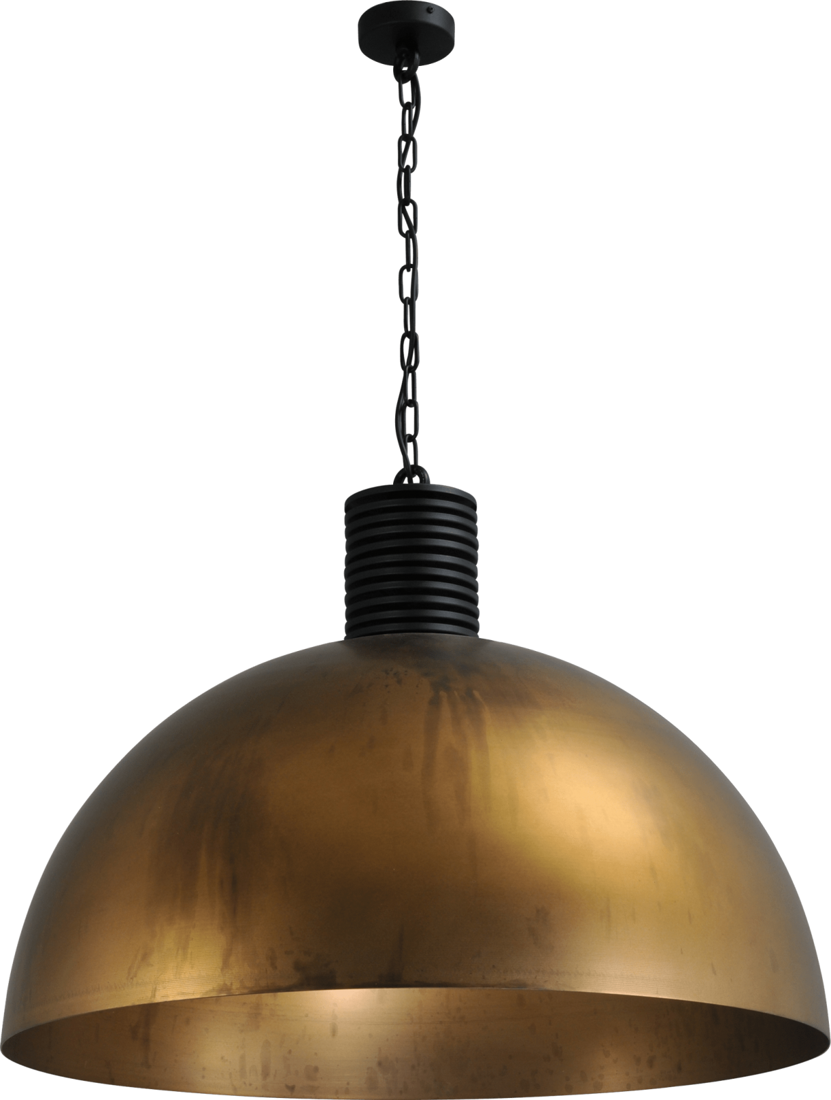 Larino Antique Brass HL LARINO D.80CM ANTIQUE BRASS EXTERIOR