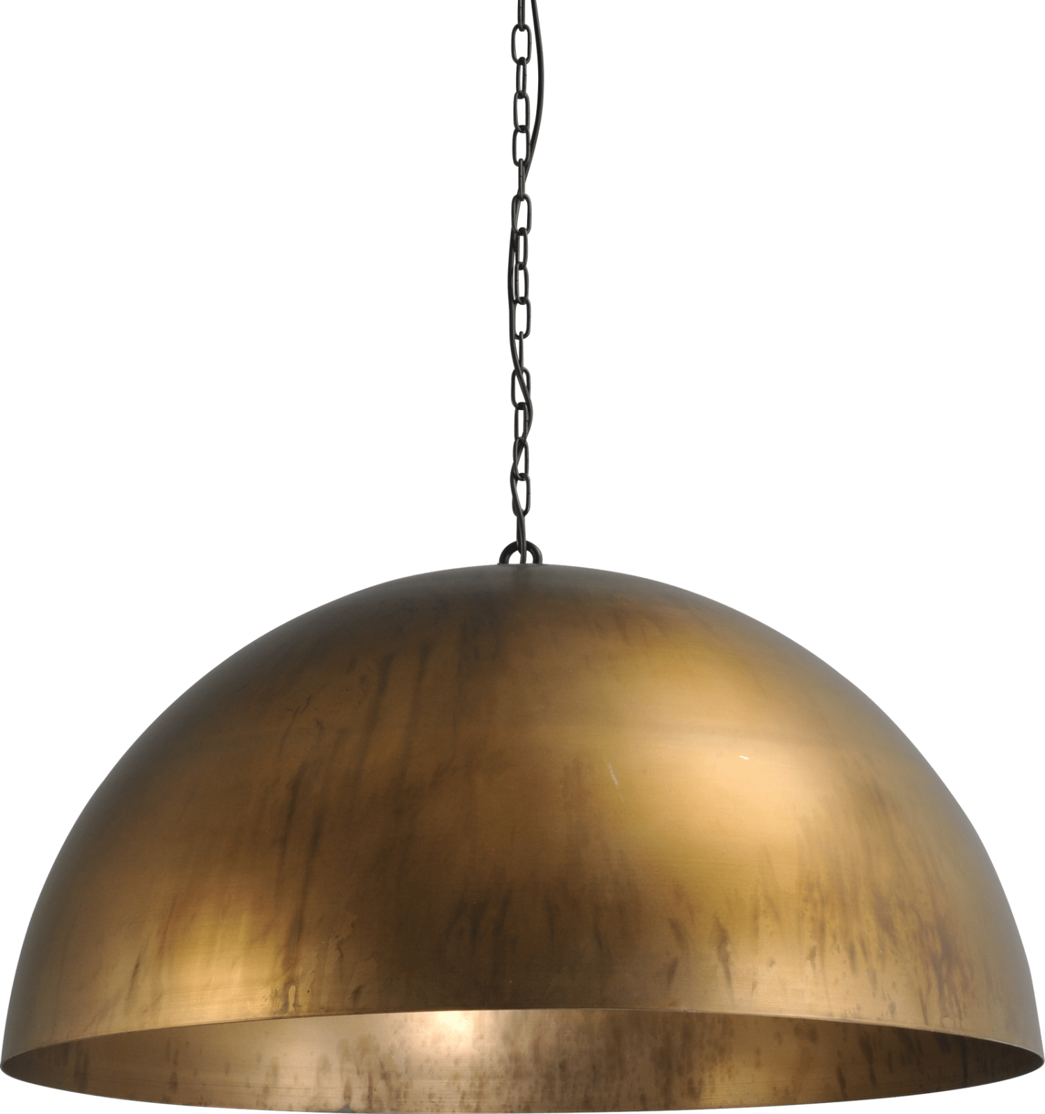 Larino Antique Brass HL LARINO D.100CM ANTIQUE BRASS OUTSIDE