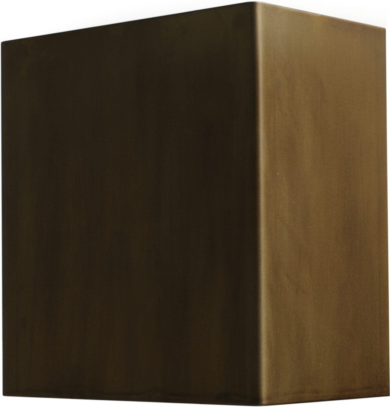 Metallico WL METALLICO ANTIQUE BRASS 12X10CM
