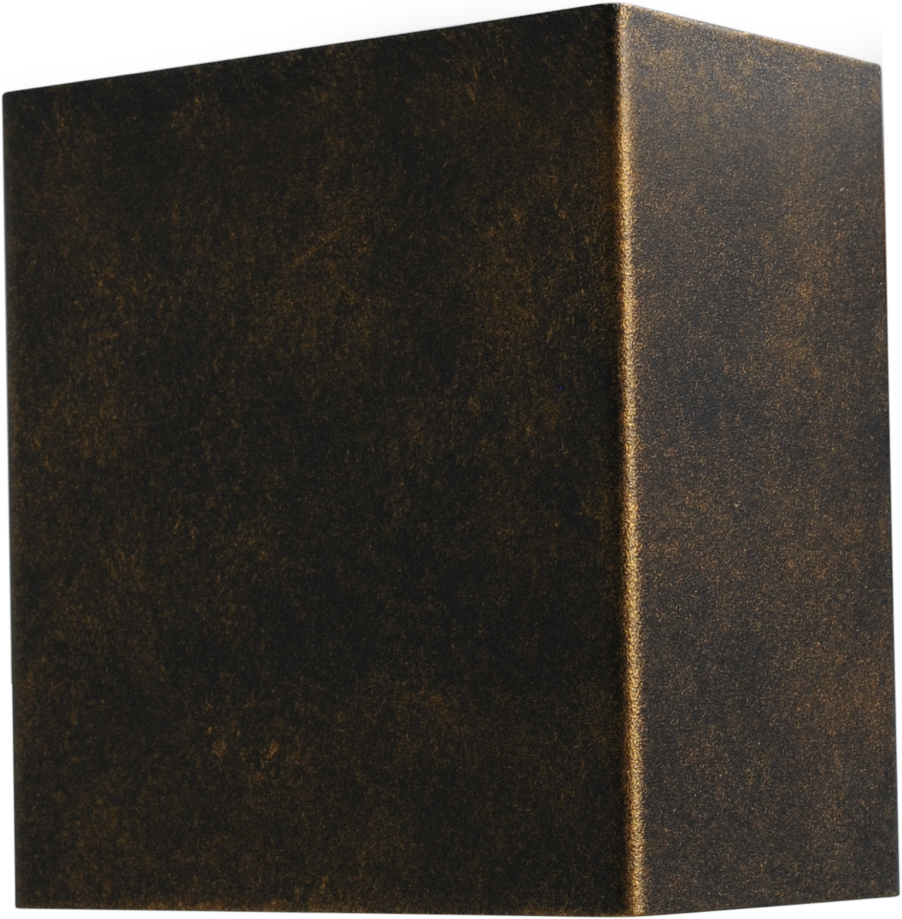 Metallico WL METALLICO BLACK/GOLD PATINA 12X10CM