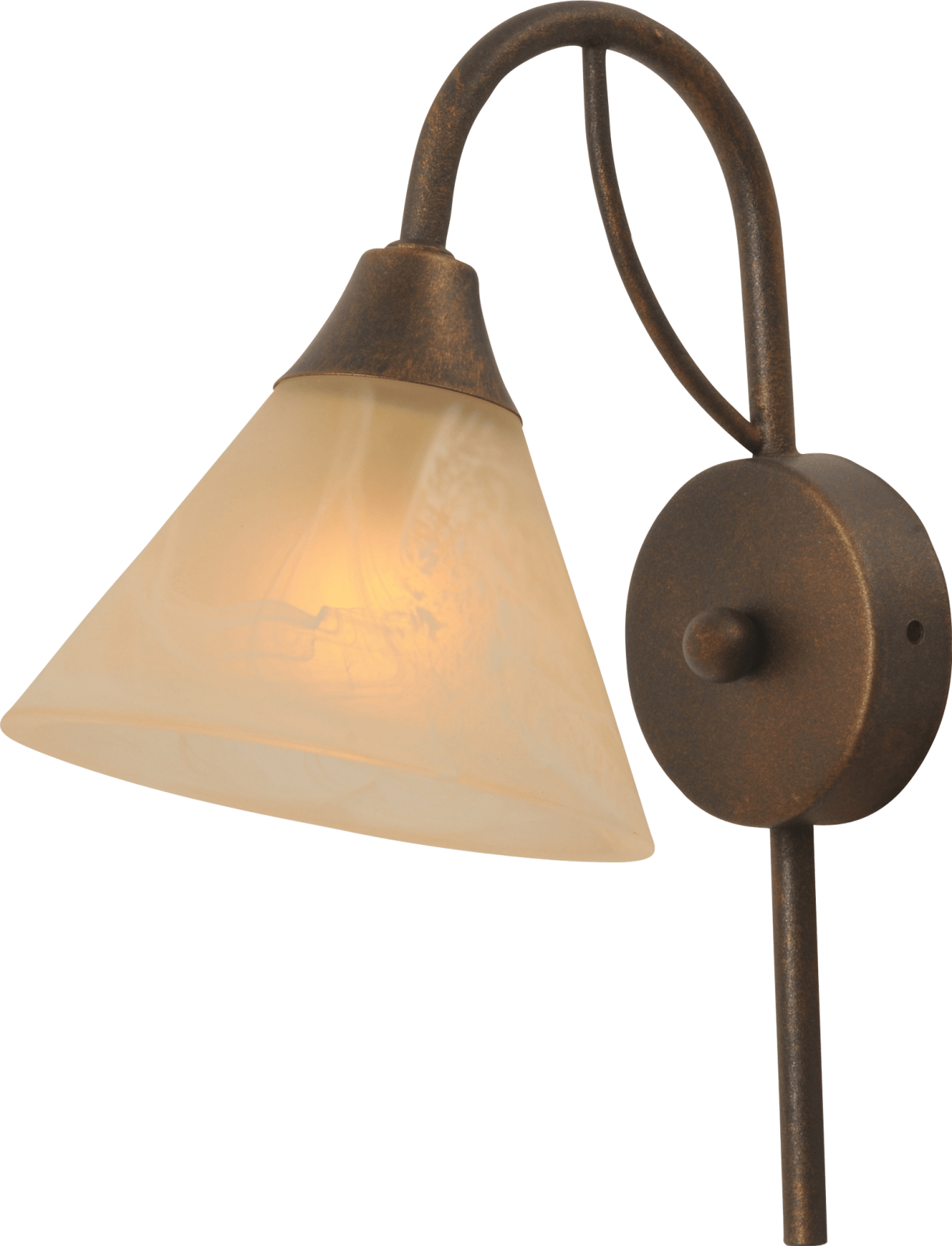 Torcello WL TORCELLO 1LIGHT PATINA DOWNLIGHT